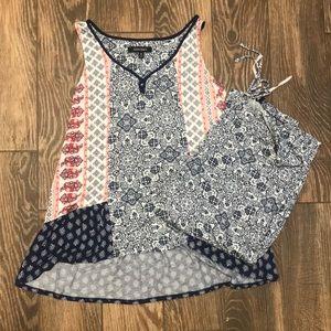 Ellen Tracy Pajama Set